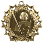 JDS Ten Star Medal - Baseball