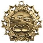 JDS-Ten Star Medal - Swimming