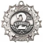 JDS-Ten Star Medal - 2nd Place/Silver