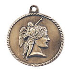 JDS-High Relief Medal - Achievement